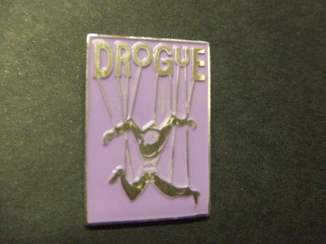 Drogue Marionet beweegbare pop poppentheather, pin