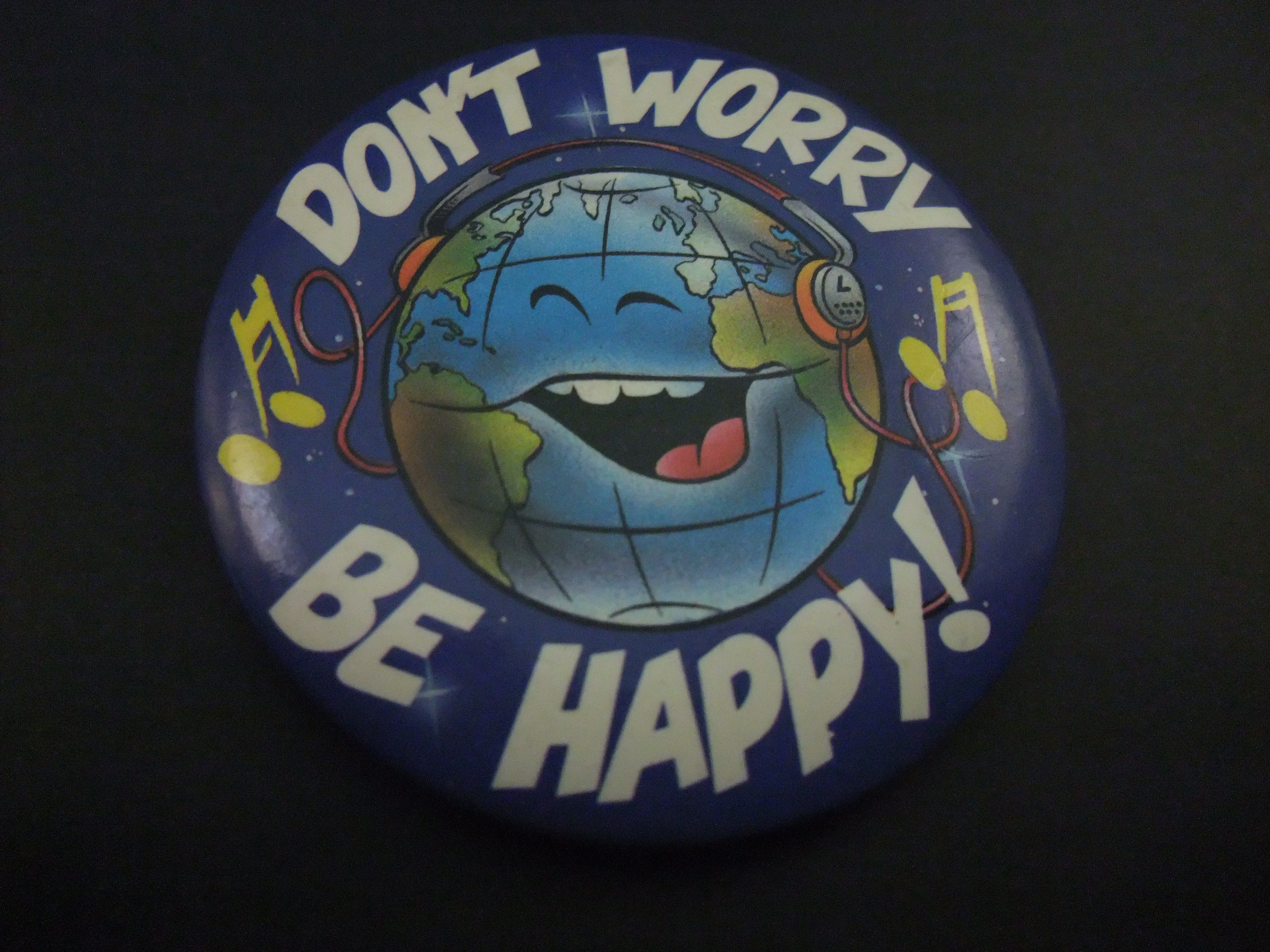 Don t Worry be Happy !