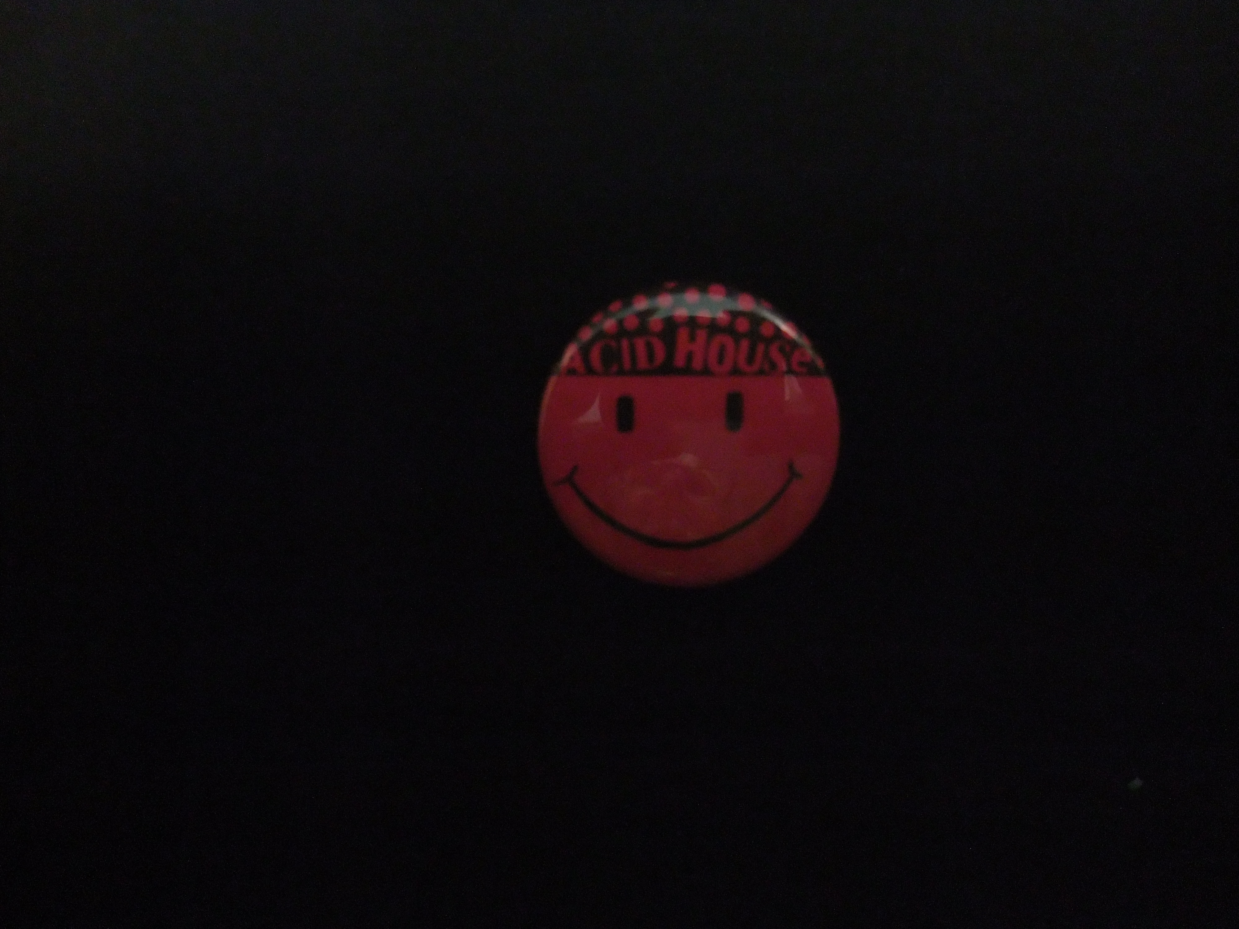 Acid house muziekstroming jaren 80 smiley